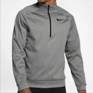 Nike Dri-Fit Large zip neck Pullover